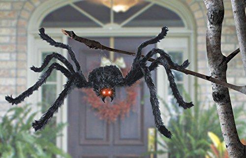 [Animated Black Spider Standard] (Black Spider Animated Prop)