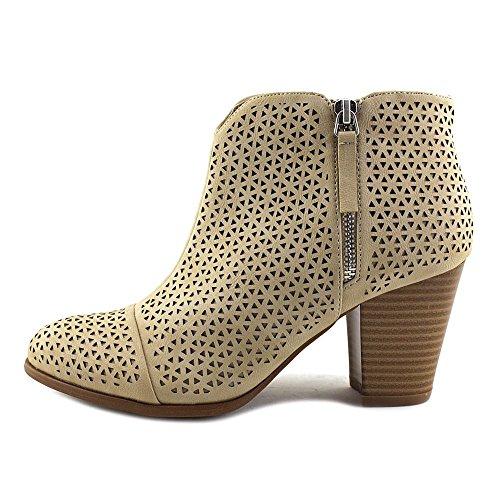 Toe Ankle Womens Closed Nude Caroline Boots Fergalicious Fashion PqFt7xPw