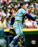 "Ted Simmons Milwaukee Brewers Action Photo (Size: 8"" x 10"")"