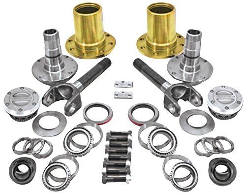 Yukon-YA-WU-07-Spin-Free-Locking-Hub-Conversion-Kit-for-Jeep-TJXJYJ-Dana-30-Differential