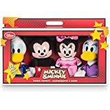 Official Disney Mickey Mouse & Friends 4 Finger Puppets Set