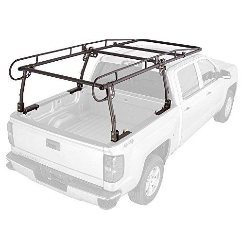 Apex UPUT-RACK-V2 Universal Steel Over-Cab Truck Rack