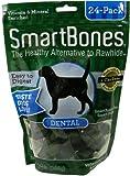 SmartBones Dental Dog Chew, Mini, 24-Pack, My Pet Supplies