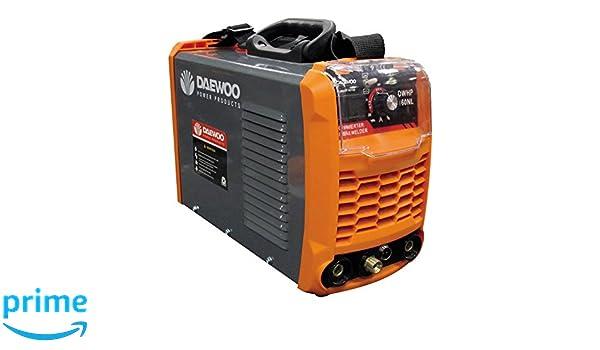 Daewoo Power Products DWHP160NL Soldador: Amazon.es: Bricolaje y herramientas