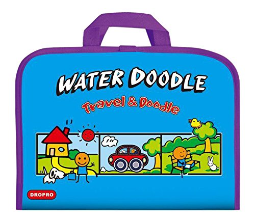 First Classroom Water Doodle Travel Drawing Kit