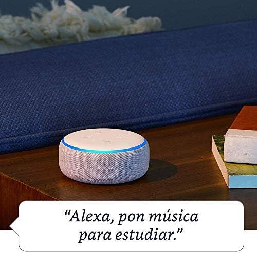 Echo Dot (3ra generación) - Bocina inteligente con Alexa, negro 6