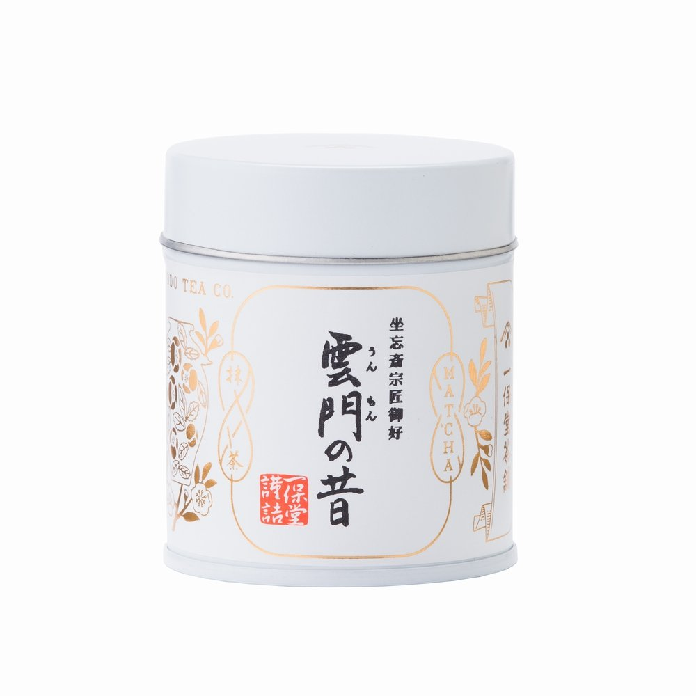 Ippodo Matcha - Rich - Ummon-no-mukashi (40g) IPPODO TEA CO.