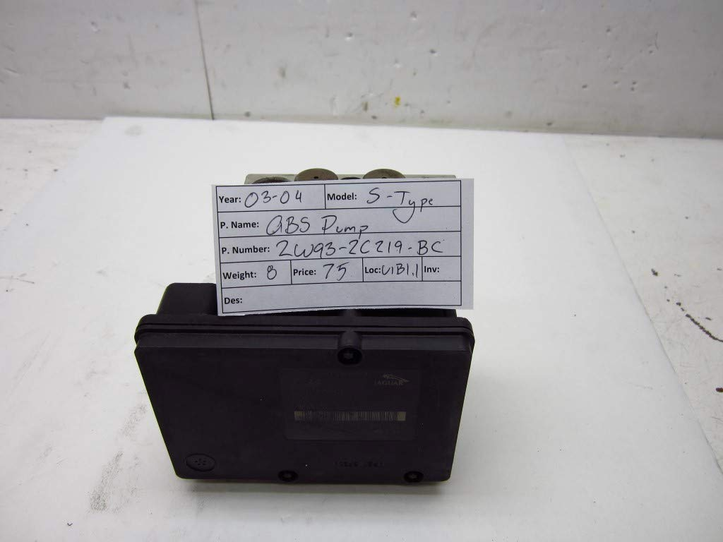 2W93-2C219-BC JAGUAR computer module ECM ECU