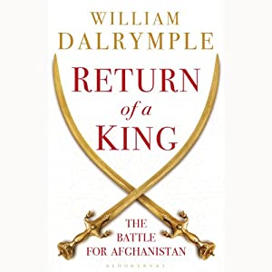 Return of a King Audiobook