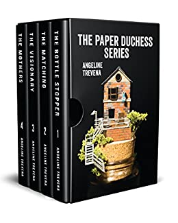 The Paper Duchess Complete Series Box Set by [Trevena, Angeline]