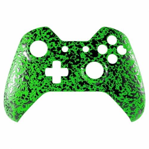 custom green xbox one controller - 9