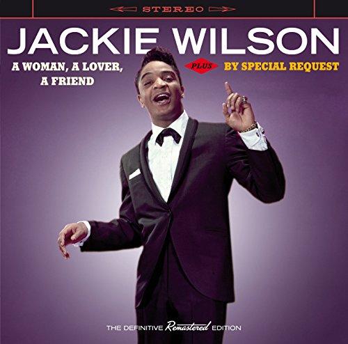 Jackie Wilson - A Woman, A Lover, A Friend - Zortam Music
