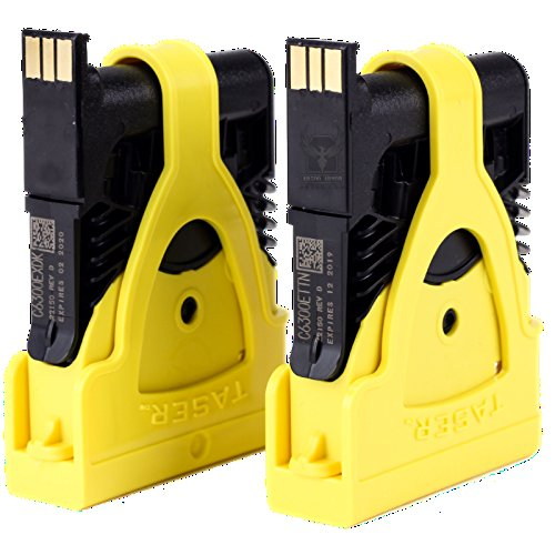 (Taser 2 Pack Replacement Live Cartridges for The X2)