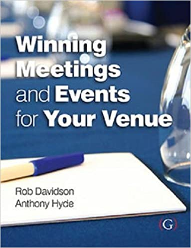 Book Winning Meetings and Events for your Venue by Rob Davidson (2014-01-31)