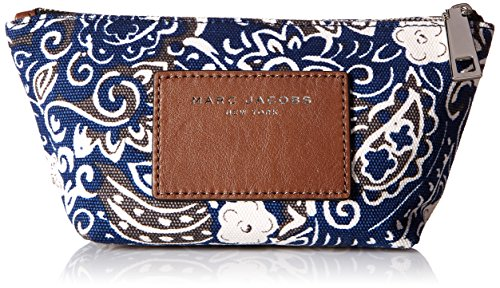 Marc Jacobs Paisley Cosmetics Small Trapezoid Accessory, Black/Multi, One Size by Marc Jacobs