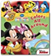 Mickey Mouse Clubhouse Colors All Around (Flap 'n Tab)