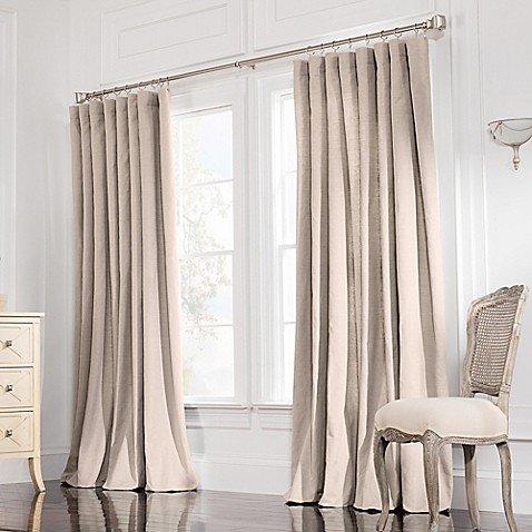 - Valeron Home Estate Cotton/Linen Rod Pocket Panel