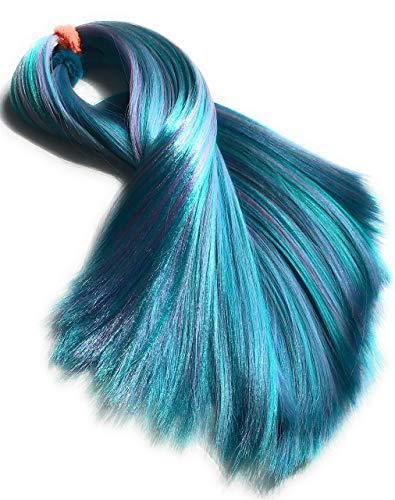 Set of 10 Doll Hair Rooting Holders Reroot Rehair Tools for Girls Doll Hair Making Tools Doll Hair Wig Tool Accessories Doll Breed Hair DIY Supplies