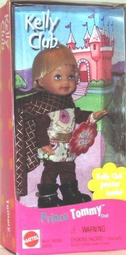 Kelly Club Pilot Tommy Doll