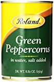 Roland Peppercorns, Green, 8.82 Ounce (Pack of 4)