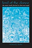 img - for Lord of the Dance: The Mani Rimdu Festival in Tibet and Nepal (SUNY Series in Buddhist Studies ) by Richard J. Kohn (2001-05-31) book / textbook / text book