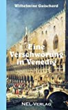 Book cover image for Eine Verschwörung in Venedig (German Edition)