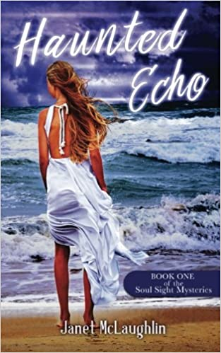 Image result for haunted echo book cover