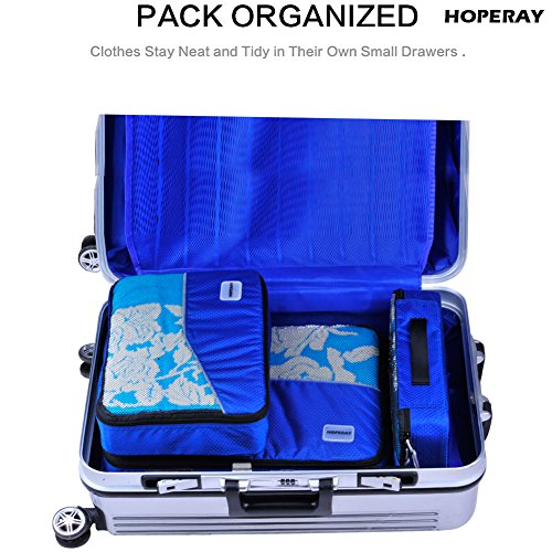 af42069e0c Packing Cubes Travel Organizer Mesh Bags - 3 pcs Lightweight - Import It All