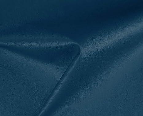 HAPPERS 0,50 Metros de Polipiel Especial Exterior para tapizar, Manualidades, Cojines o forrar Objetos. Venta de Polipiel por Metros. Diseño Náutica ...