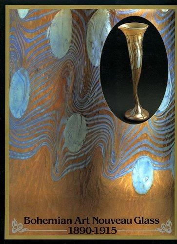 Bohemian Art Nouveau Glass 1890-1915