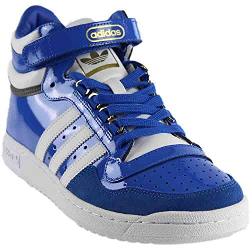 - adidas Originals Men's Concord II MID Fashion Sneaker, Blue/White/Metallic/Gold, 8 M US