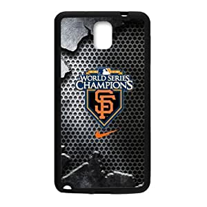 Hoomin Sports Champions San Francisco Giants Samsung Galaxy Note3 Cell Phone Cases Cover Popular Gifts(Laster Technology)