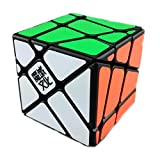GranVela YJ8221 Crazy Fisher Speed Cube Puzzle (Black)