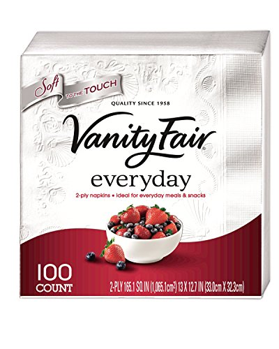 Vanity Fair Everyday Napkins Count product image