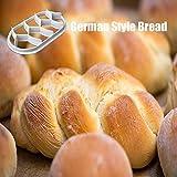 Kaiser Bread Roll, German Style Bread