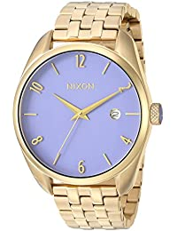 Women's 'Bullet' Quartz Stainless Steel Casual Watch, Color:Gold-Toned (Model: A4182624-00)