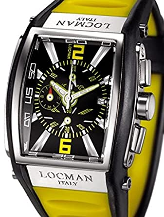 Locman 026200bknyl5bky _ WT Armbanduhr Herren
