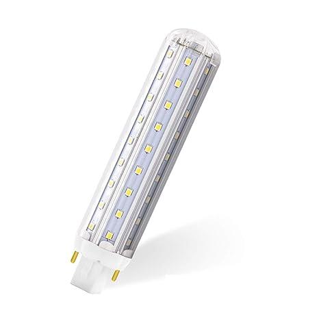 Lampadine Led G24.Alotoa 12w Lampadine Led G24 Lampadina Led Equivalenti A 60w Luce Bianco Neutro 4000k