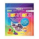 Zollipops Zaffi The Clean Teeth Taffy, Natural Fruit Variety, 3 Ounce