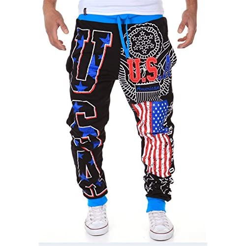 c7528ab27b PZJ® Hombre Pantalones Deportivos