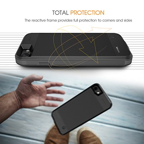 iPhone 7/8 Battery Case, ZeeHoo Ultra Slim Portable Charging Case for iPhone 7/8 (4.7 inch) with 2800mAh Capacity- Super Lightweight & Full Protective by ZEEHOO (Image #5)