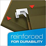 Pendaflex Reinforced Hanging Folders, Legal
