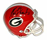 Garrison Hearst Autographed University of Georgia Mini Helmet