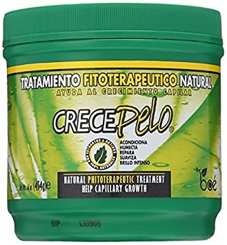 Boe Coesmtics Crecepelo Natural Phitoterapeutic Treatment, 16 Ounce by Boe Coesmtics