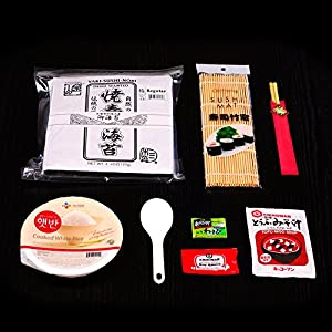 Kaneyama Sushi Starter Kit (Roll White Rice Package)