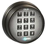 Amsec 0615786 ESL20XL Standard Bolt Electronic Safe Lock