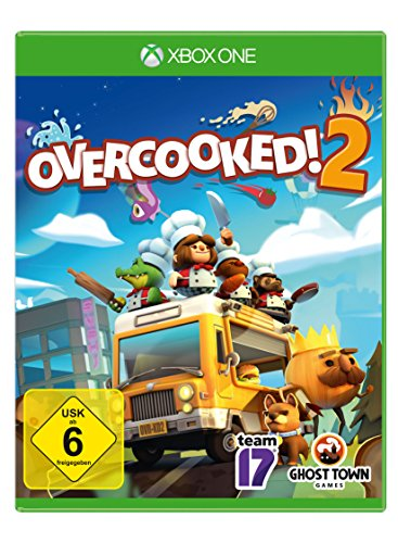 Price comparison product image OVERCOOKED! 2,  1 Xbox One-Blu-ray Disc
