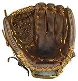 Nokona AMG1200-W-CW 12-Inch Closed Web Walnut Leather Baseball Glove (Right-Handed Throw)