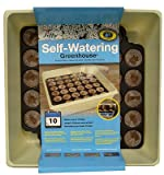 Plantation Products T34H Self Watering Greenhouse - 34 Count