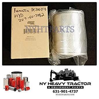 Komatsu Pt9411-Mpg Baldwin Hydraulic Filter Element